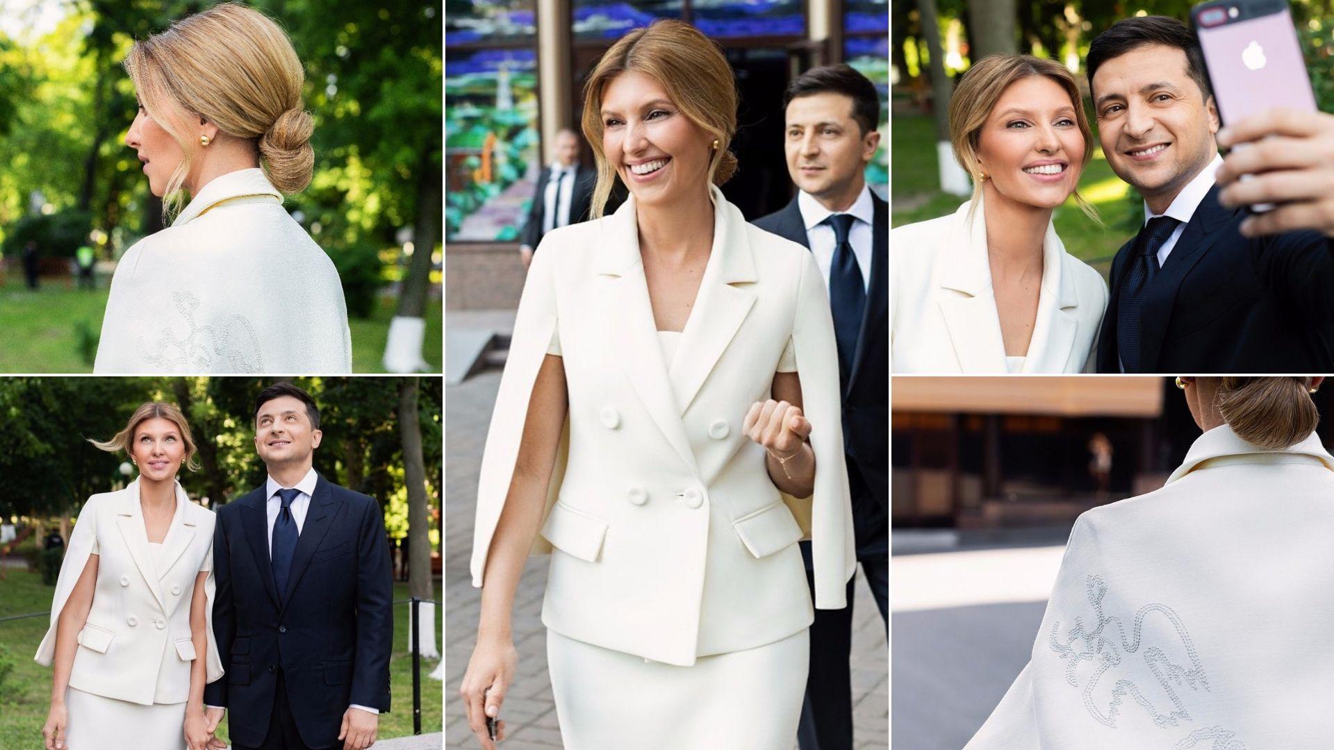 👒Модні інсайдери про перший вихід нової першої леді України