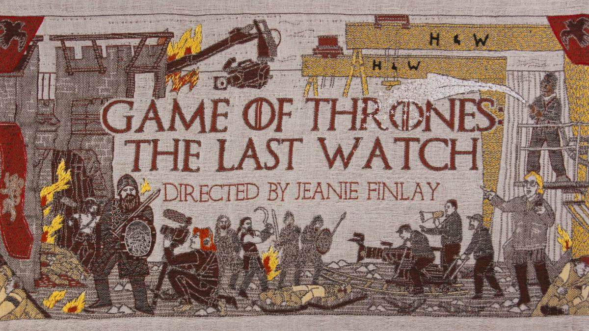 ▶ Последний дозор: трейлер с бекстейджами «Игры престолов»