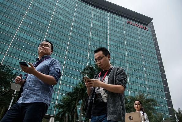 ⏸ Google поставил китайского техгиганта на паузу