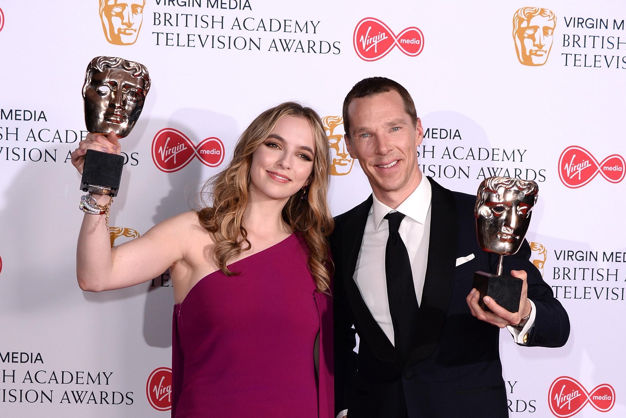 🎭 «Убивая Еву», «Патрик Мелроуз» и другие лауреаты BAFTA TV Awards