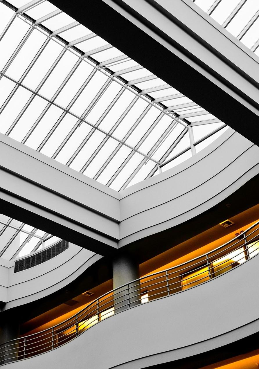 офис потолок