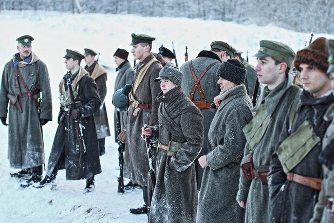 На «1+1» состоится премьера украинского экшена «Круты 1918»