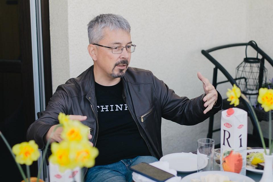 Александр Ткаченко: «Эта избирательная кампания задала новый тренд, как для политиков, так и для медиа»