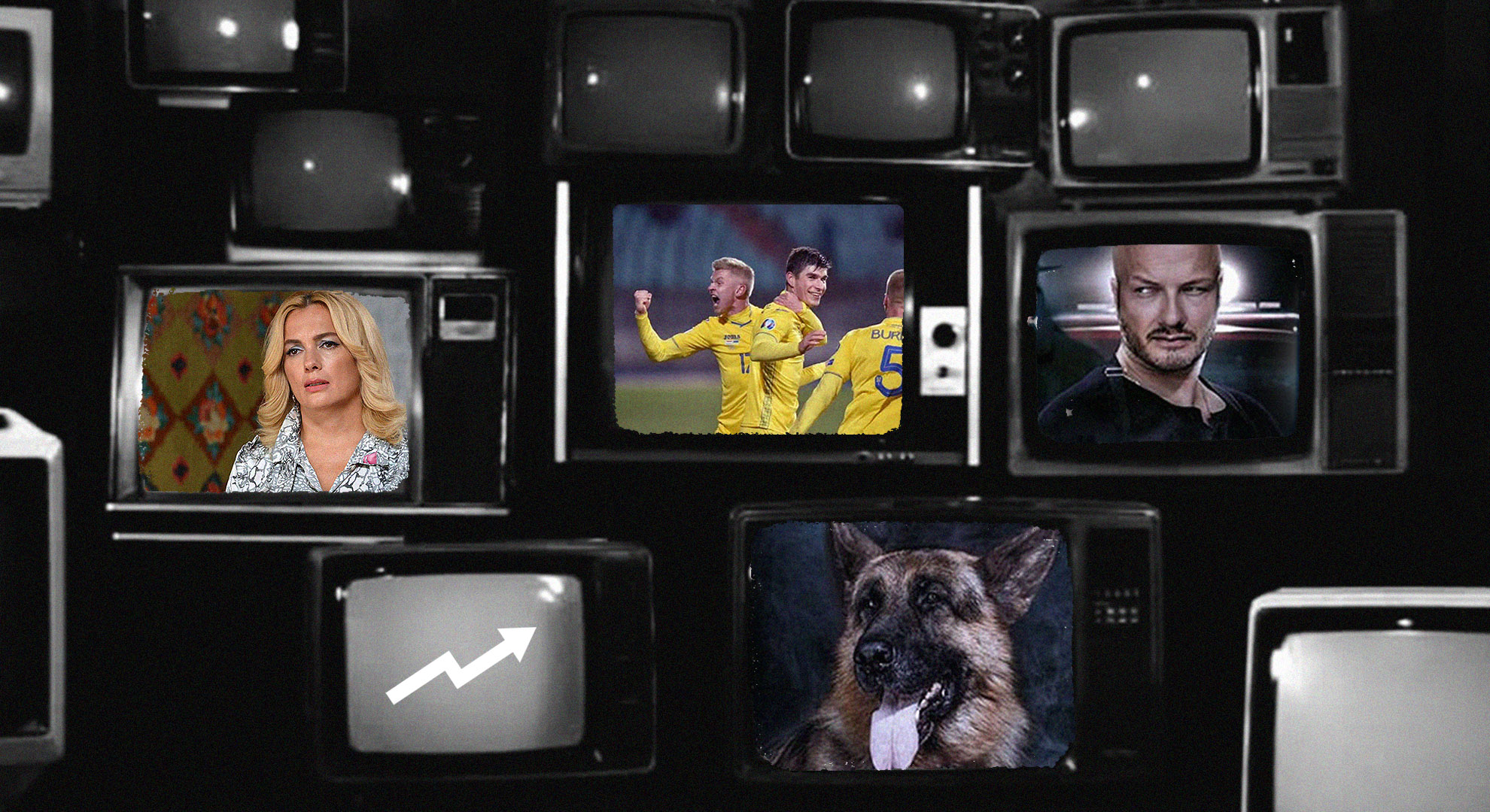 📈📺Телерейтинги: телеканал «Україна» повертає свої позиції