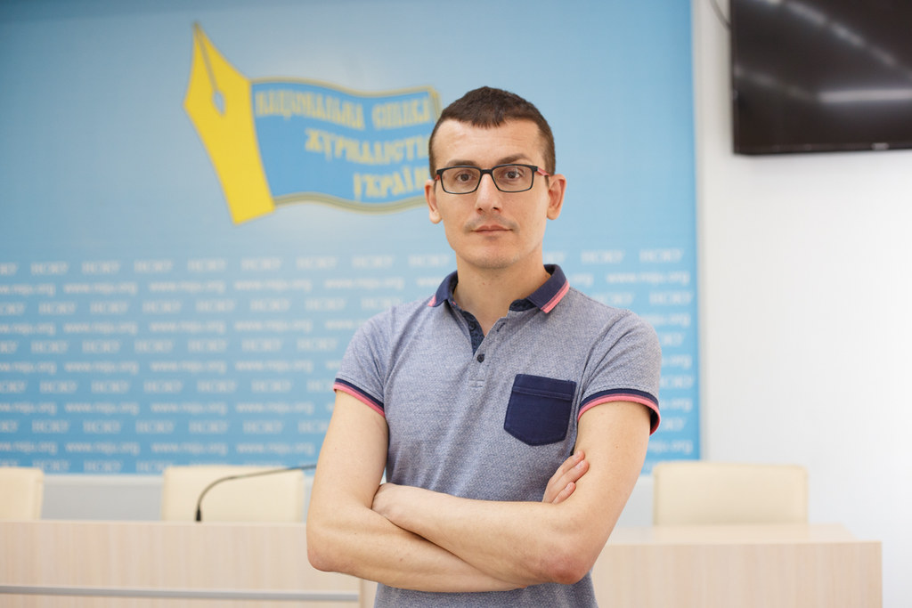 🔁Томиленко призвал Зеленского перезапустить Совет по защите свободы слова