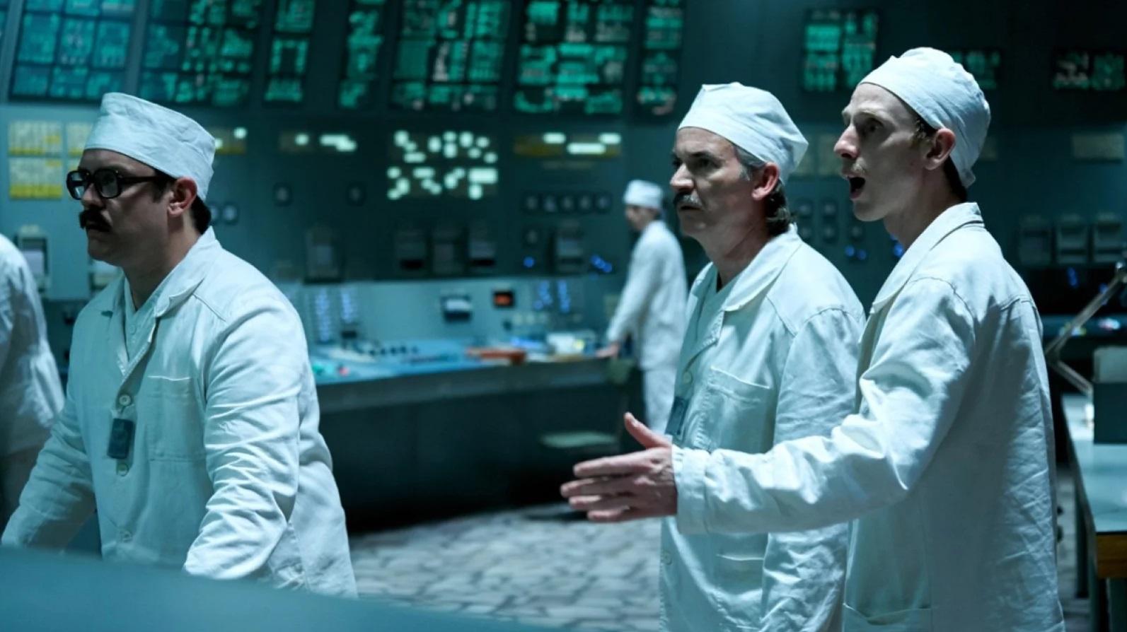 🔥 «Плюси» покажуть серіал «Чорнобиль» у прайм-таймі буднів