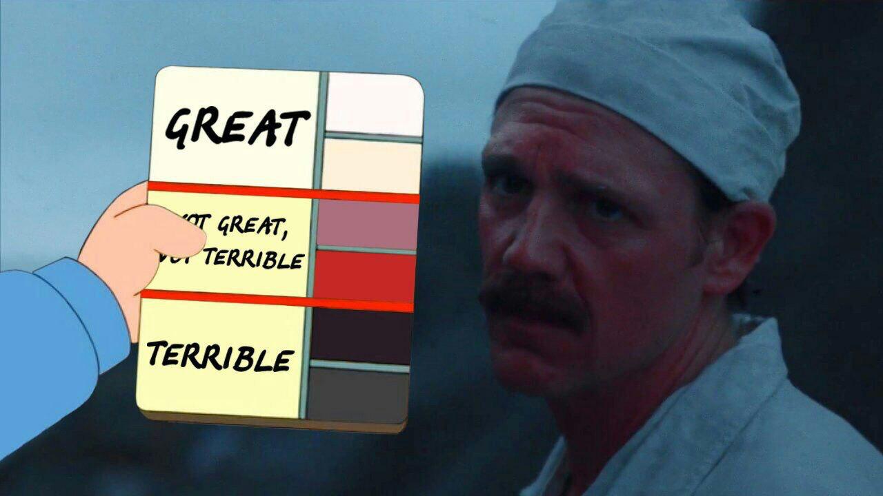 Чернобыль мем