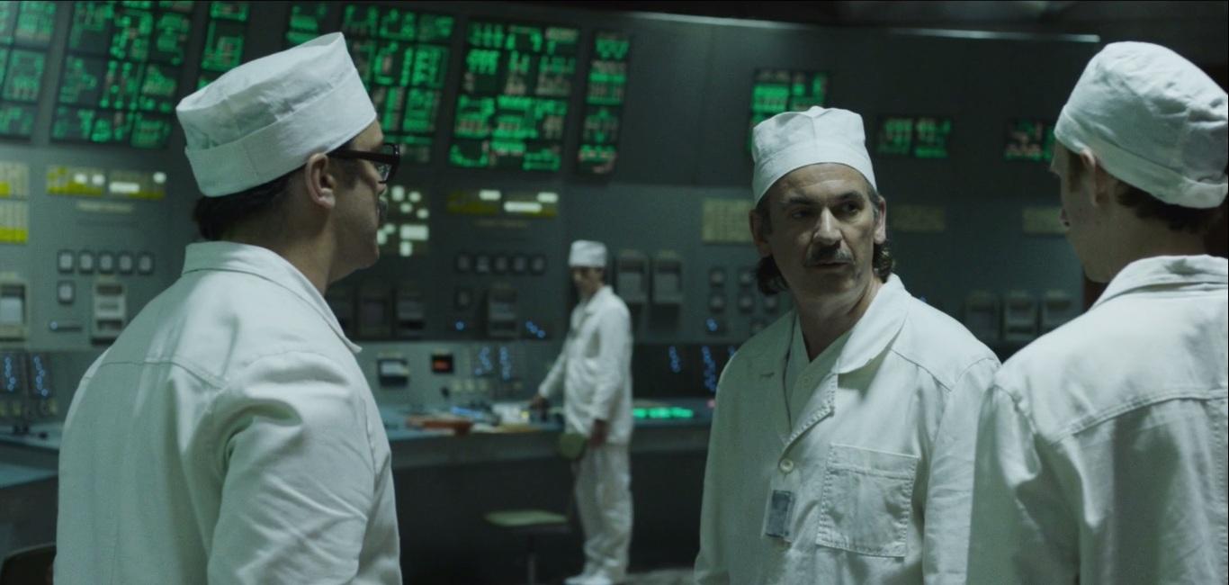 📺 «Чернобыль» от НВО покажут на «1+1»