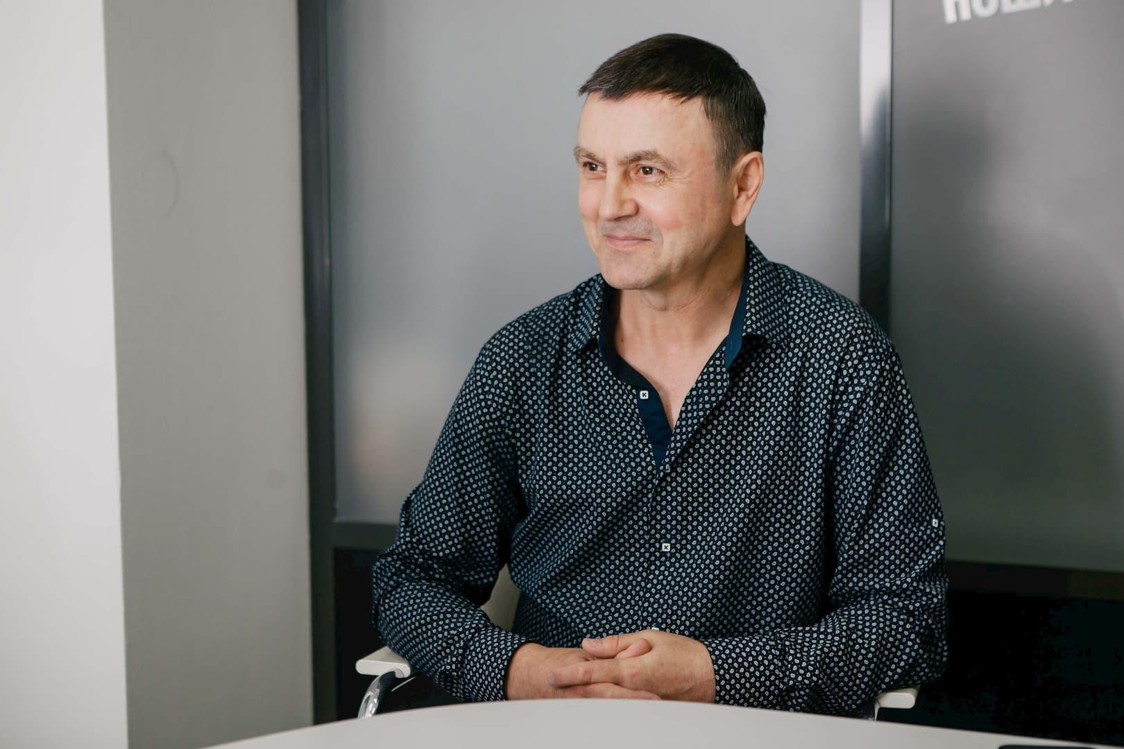 Юрий Коваленко актер озвучки