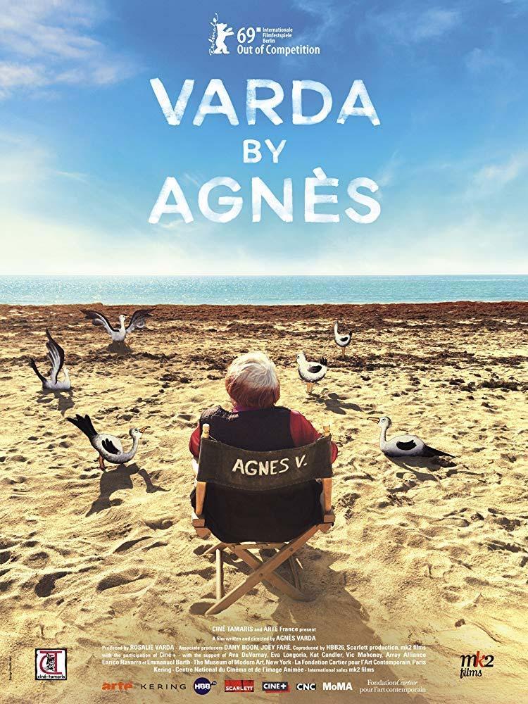 постер фильма Варда глазами Аньес