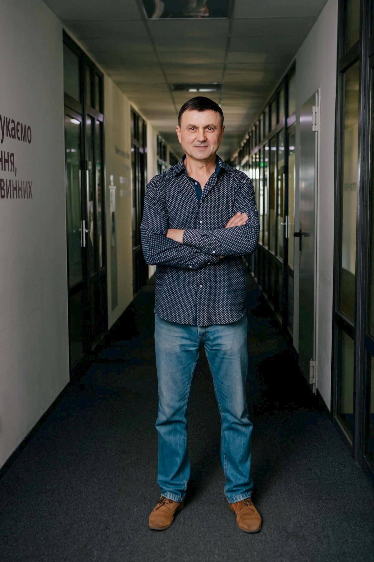 Юрий Коваленко актер озвучки интервью Телекритика