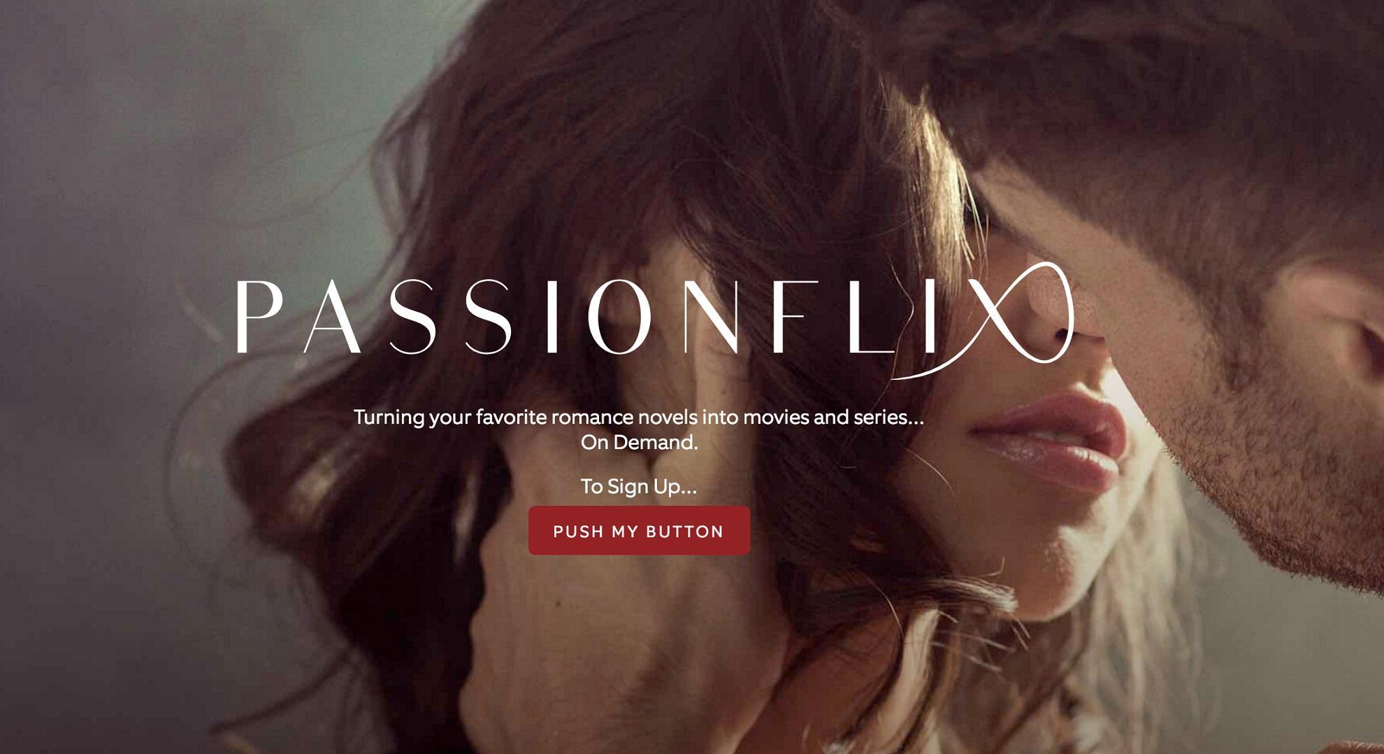скриншот Passionflix