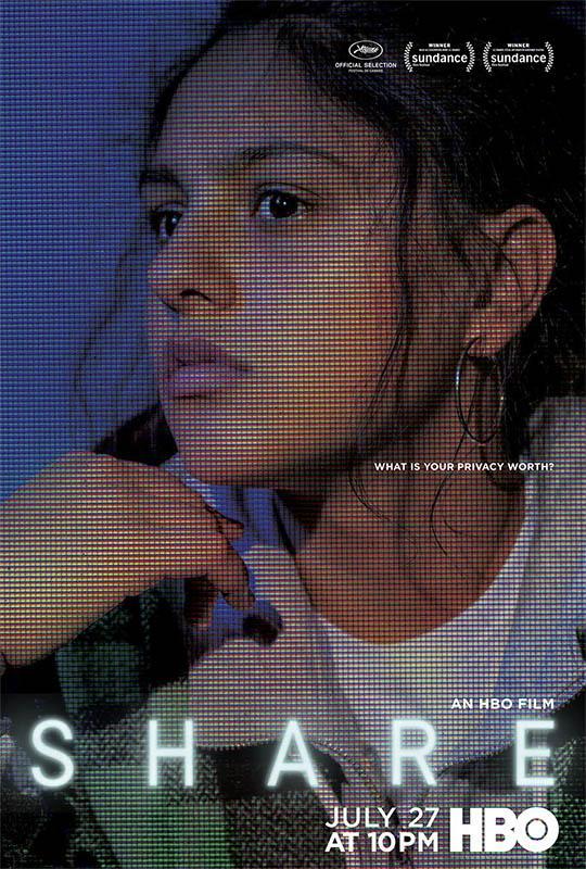 постер фильма Share 2019