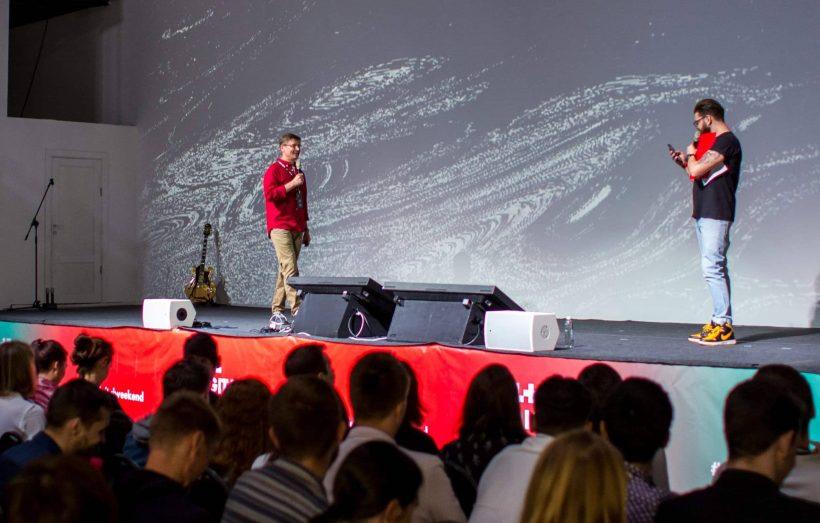 1+1 digital weekend Bratusyov Sergey Speech