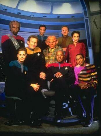 актерский состав Star Trek Deep Space 9