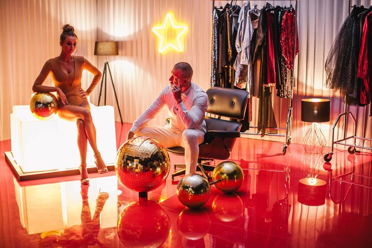 Серега и Анна Ризатдинова в Танцях