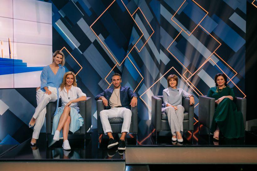 СТБ запускає нове ток-шоу