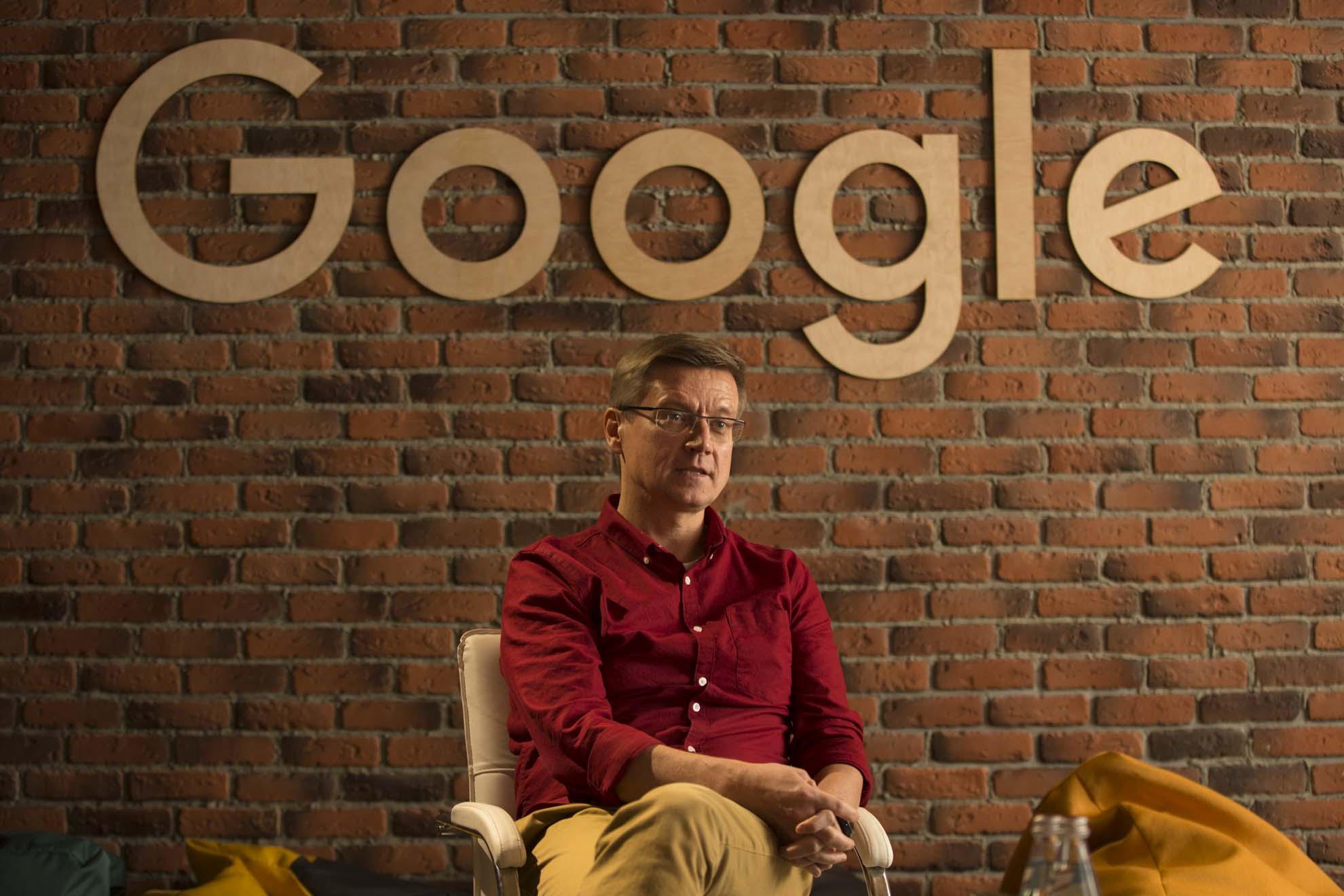 Сергій Братусєв про Google, YouTube і кастомізований таргетинг