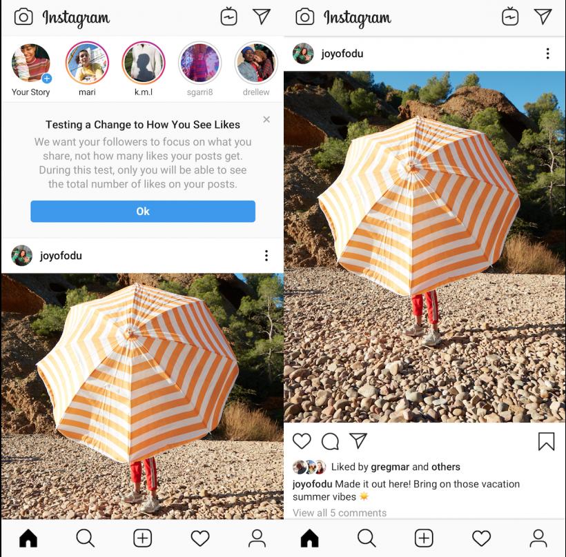 Facebook может отказаться от лайков вслед за Instagram