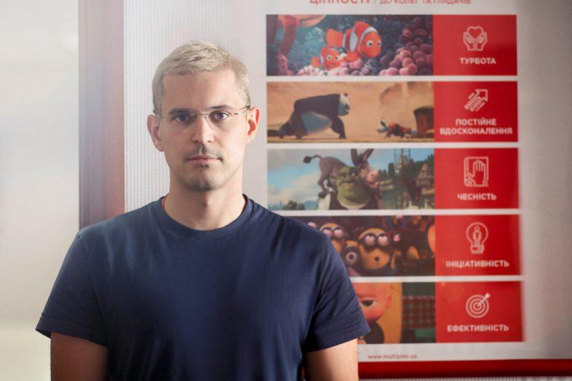 Interview Vitaliy Pisarenko Mutliplex