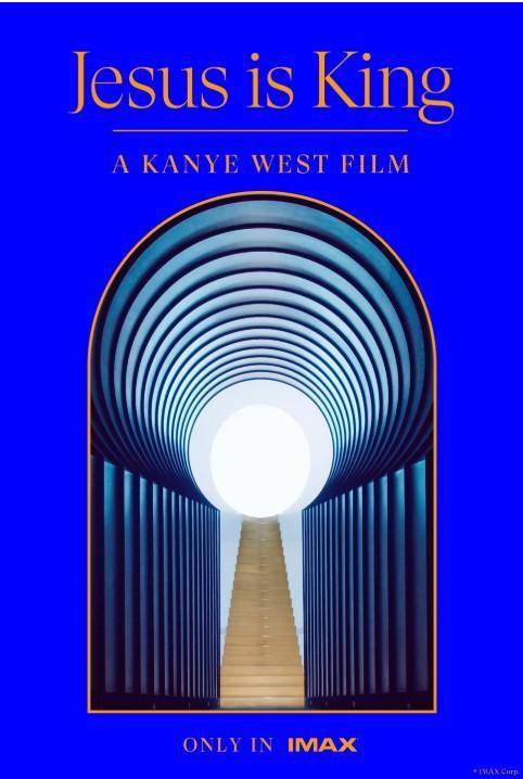 Канье Уэст выпустит документальный фильм Jesus Is King, который покажут в IMAX