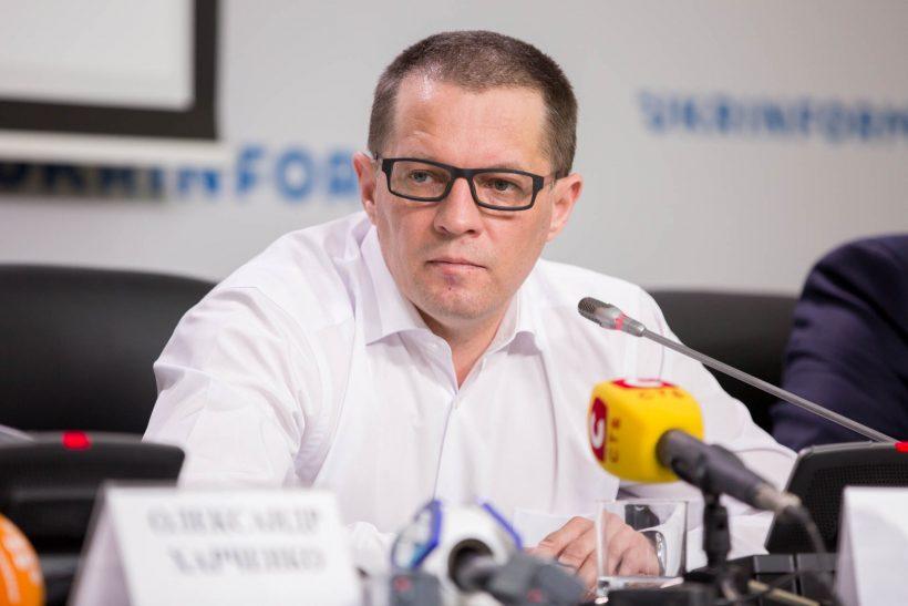 Роман Сущенко про журналістські плани, допомогу політв'язням та життя у в'язниці