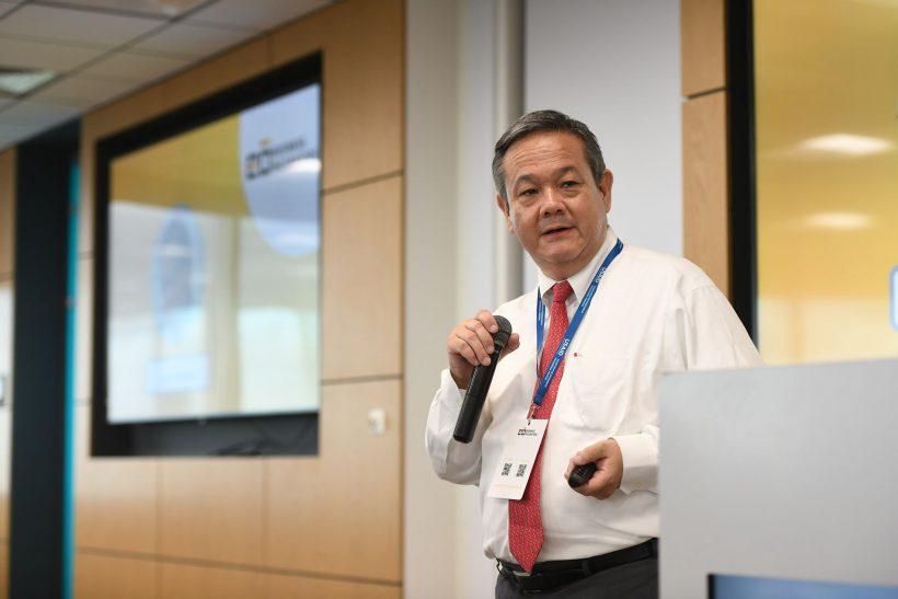 Чарльз Вайтхед, співзасновник «eō Бізнес-інкубаторів»