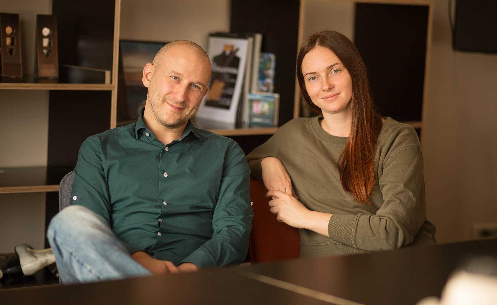 фотограф Александра Йорк, Владимир Яценко, Анна Собалевская
