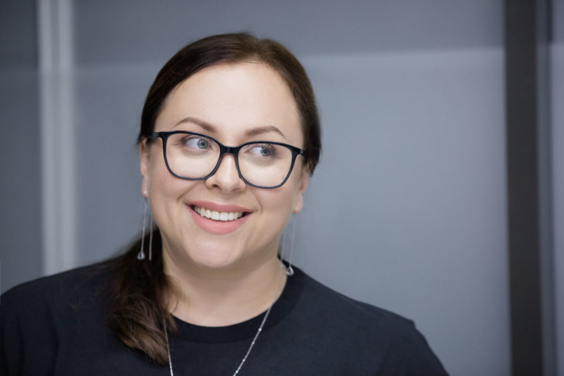 Оксана Петришин: «Мы боремся за зрителей хорошим отношением и стабильной сеткой»