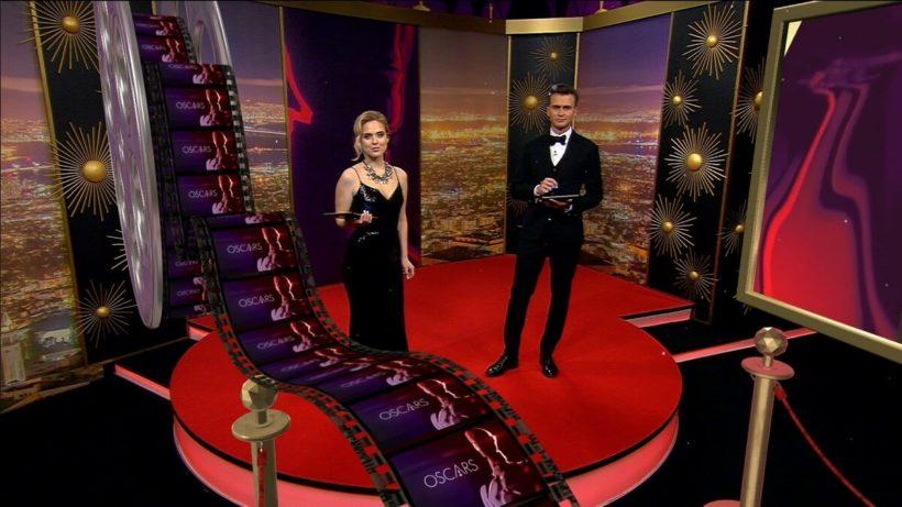 Освещение церемонии Оскар - 2019