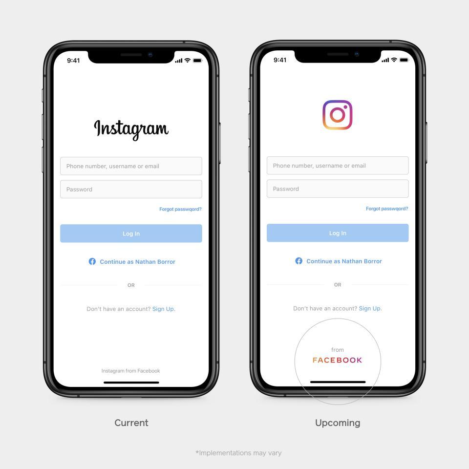 Facebook объявил об обновлении бренда