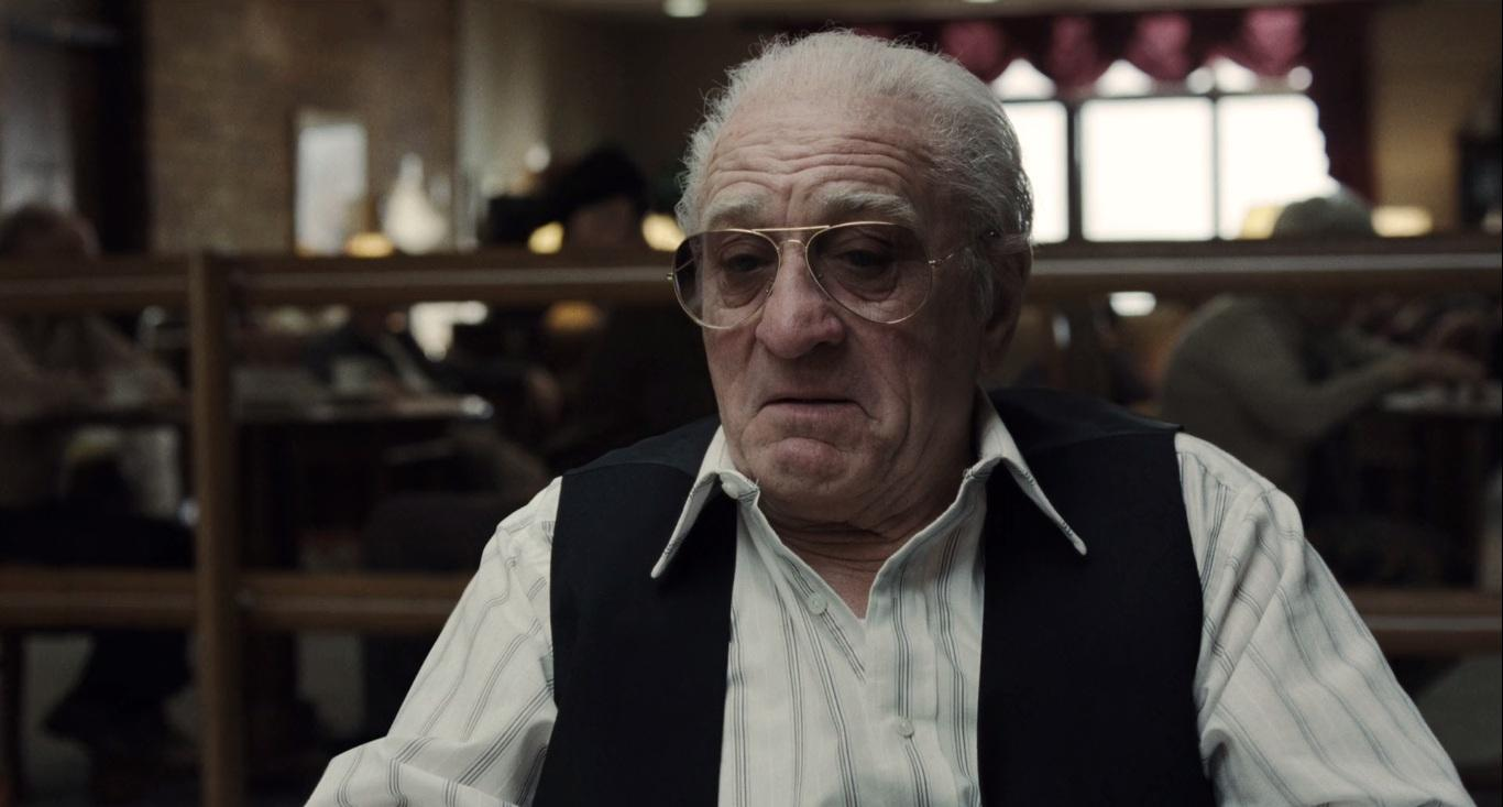 Старики-разбойники: рецензия на фильм «Ирландец» Мартина Скорсезе