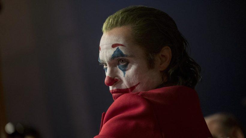 Хоакин Феникс в роли Джокера