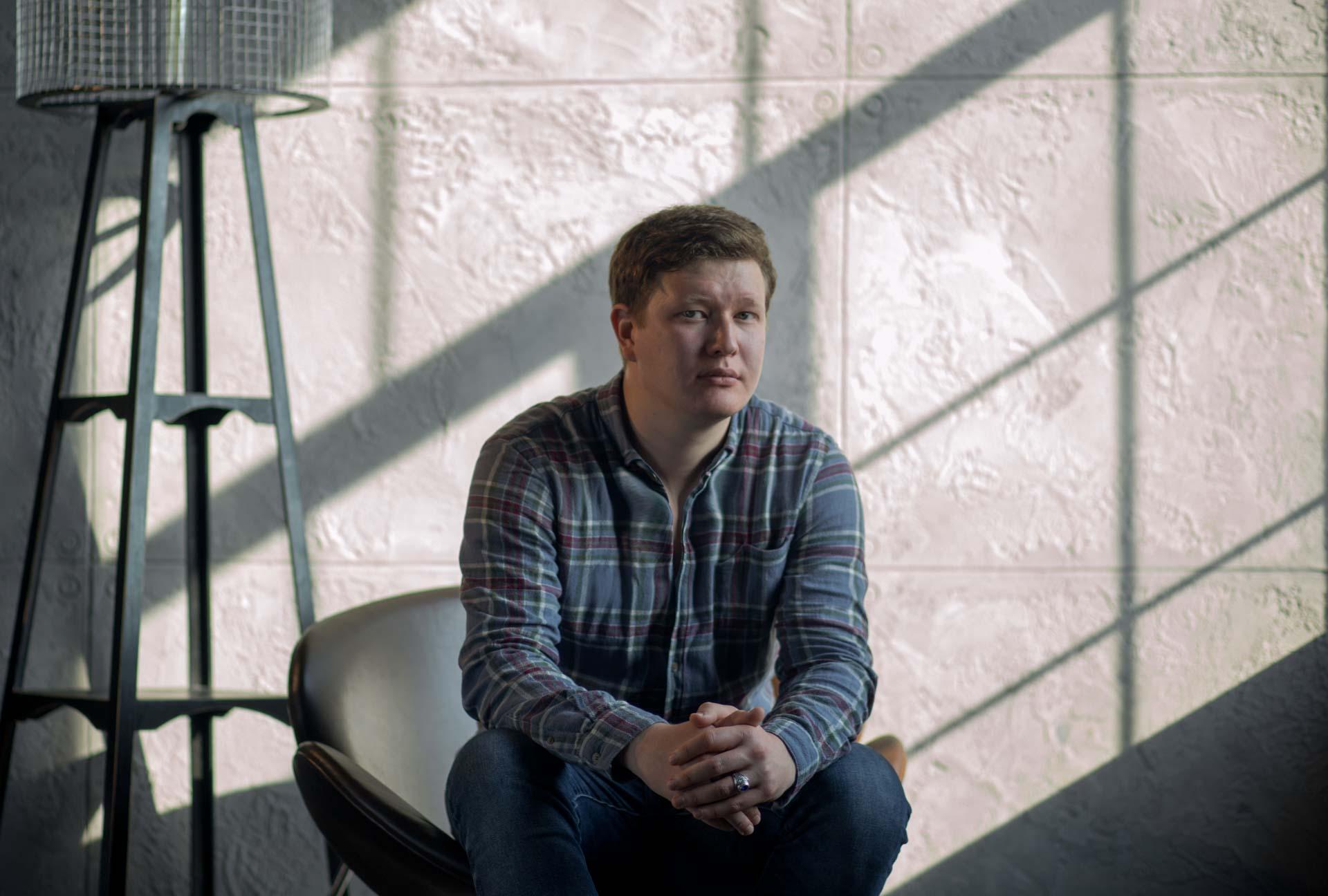 Нариман Алиев, фотограф Александра Йорк