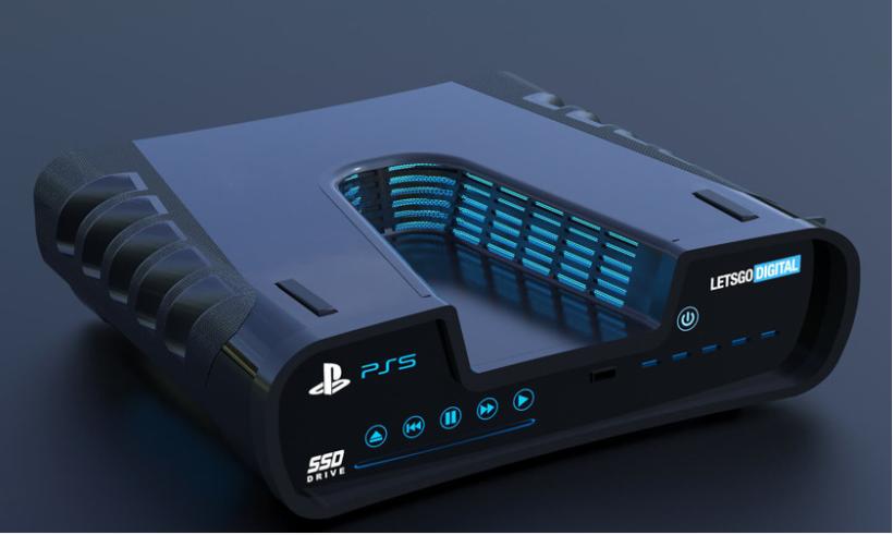 Игровая приставка PlayStation 5