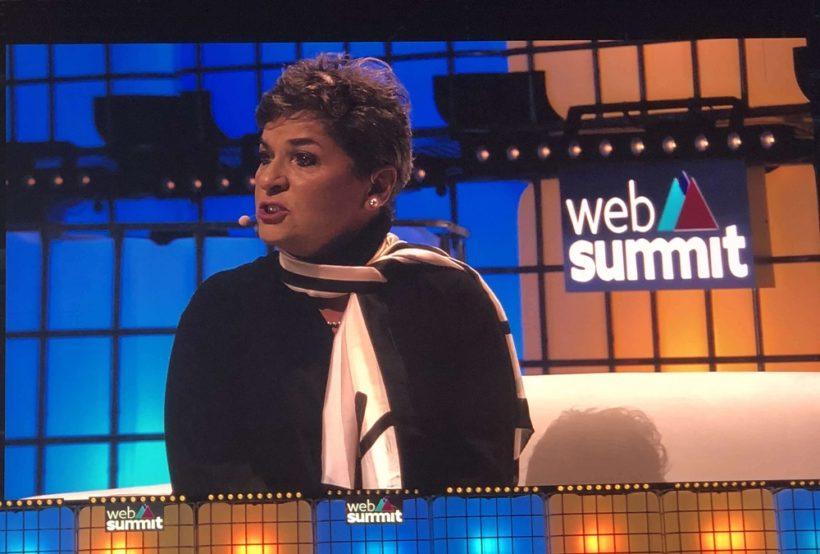Кристина Фигерас, основатель-партнер Global Optimism
