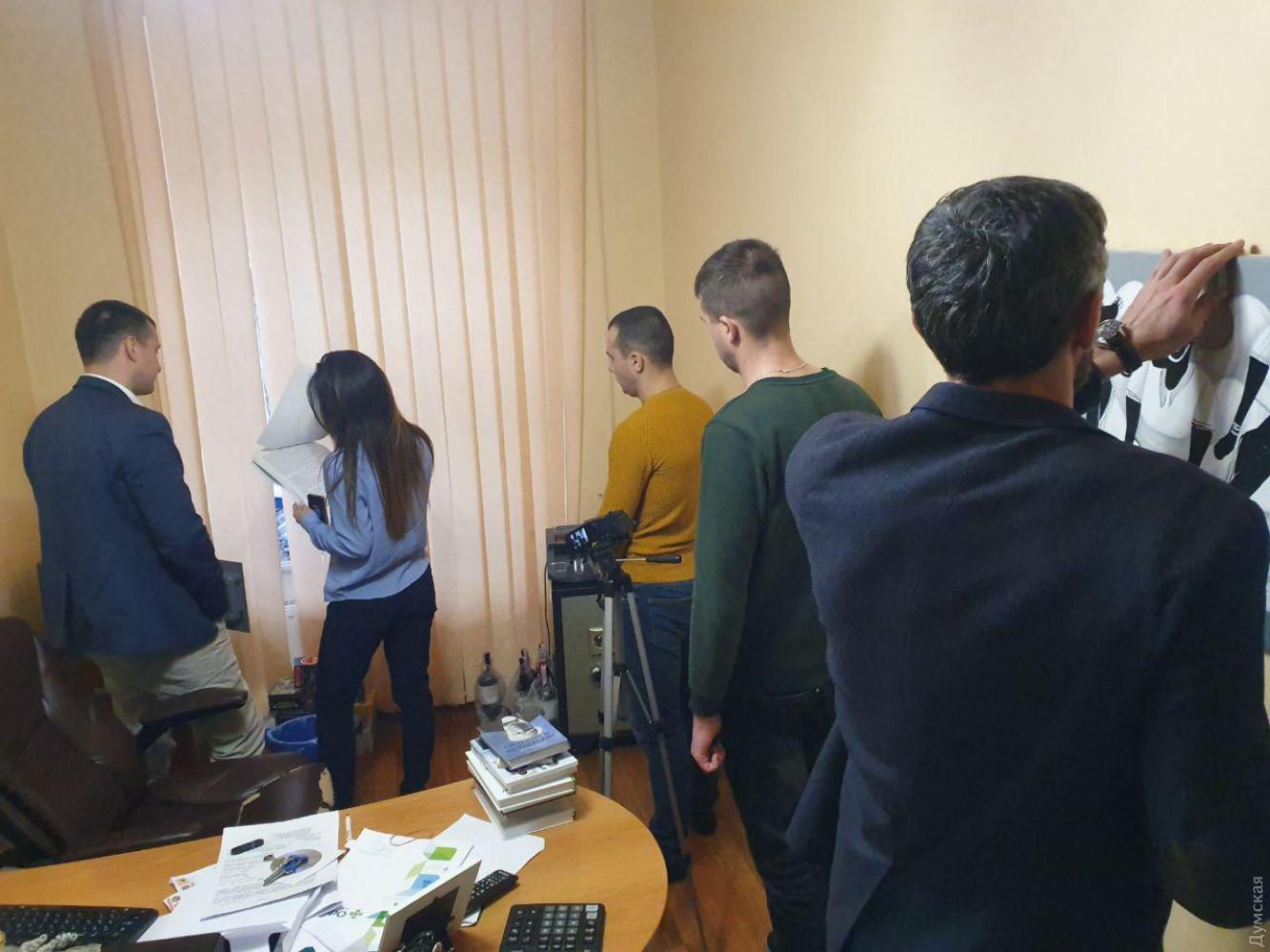 На телеканале «Думская TV» проводятся обыски