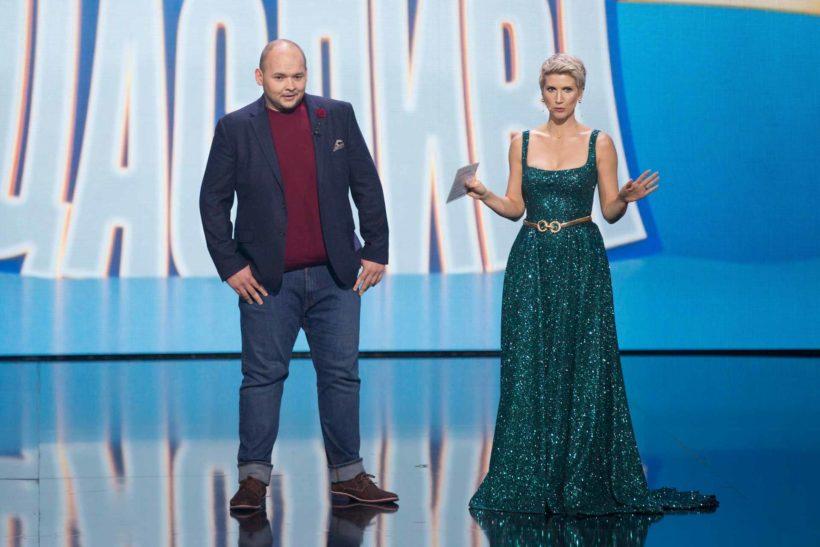 Тарас Яцемирский и Анита Луценко