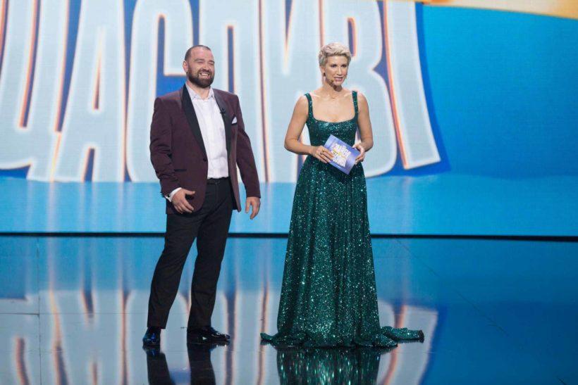 Руслан Садовой и Анита Луценко