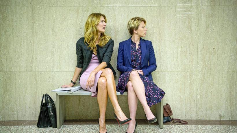 Лора Дерн (слева), «Брачная история»