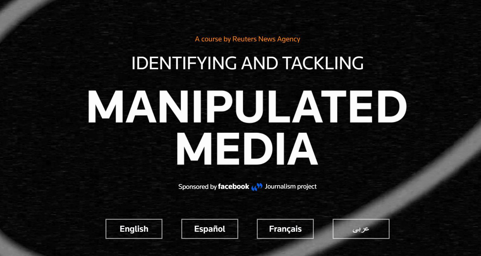 Reuters и Facebook запустили онлайн-курс по борьбе с фейками