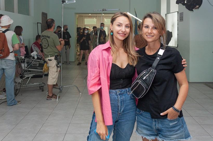 Ірина Никончук та Анна Ткаченко