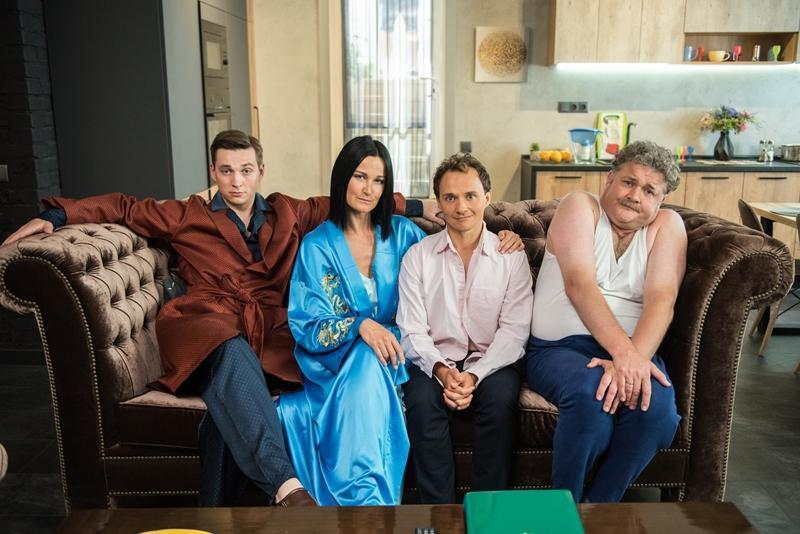 Новый канал начал съемки третьего сезона «Будиночка на щастя»